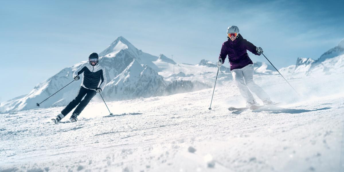 Skifahren Kitzsteinhorn
