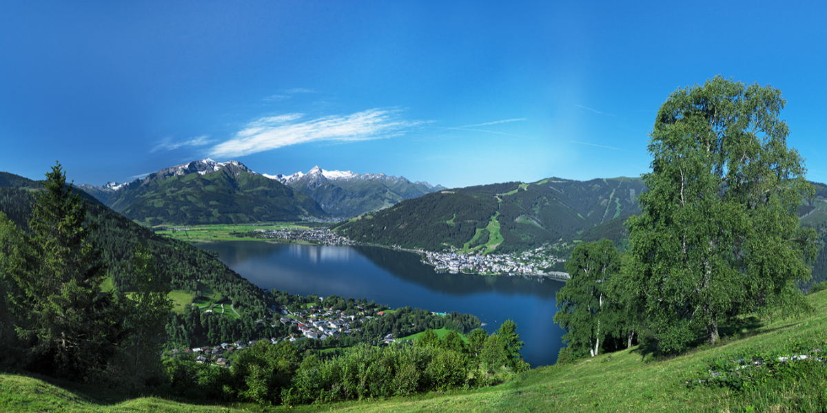 Zell am See - Sommer