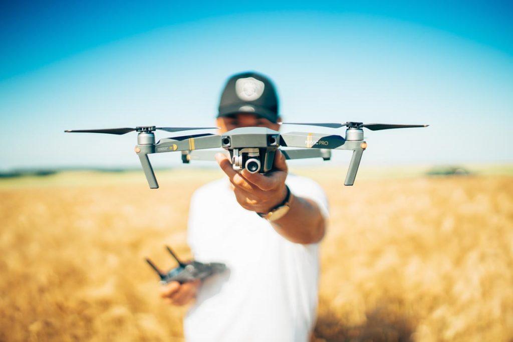 Verschiebung der neuen Drohnengesetze